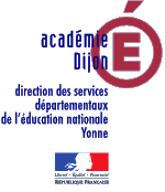 Direction des services d�partementaux de l'�ducation nationale de l'Yonne